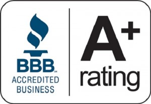 BBB A Rated Logo