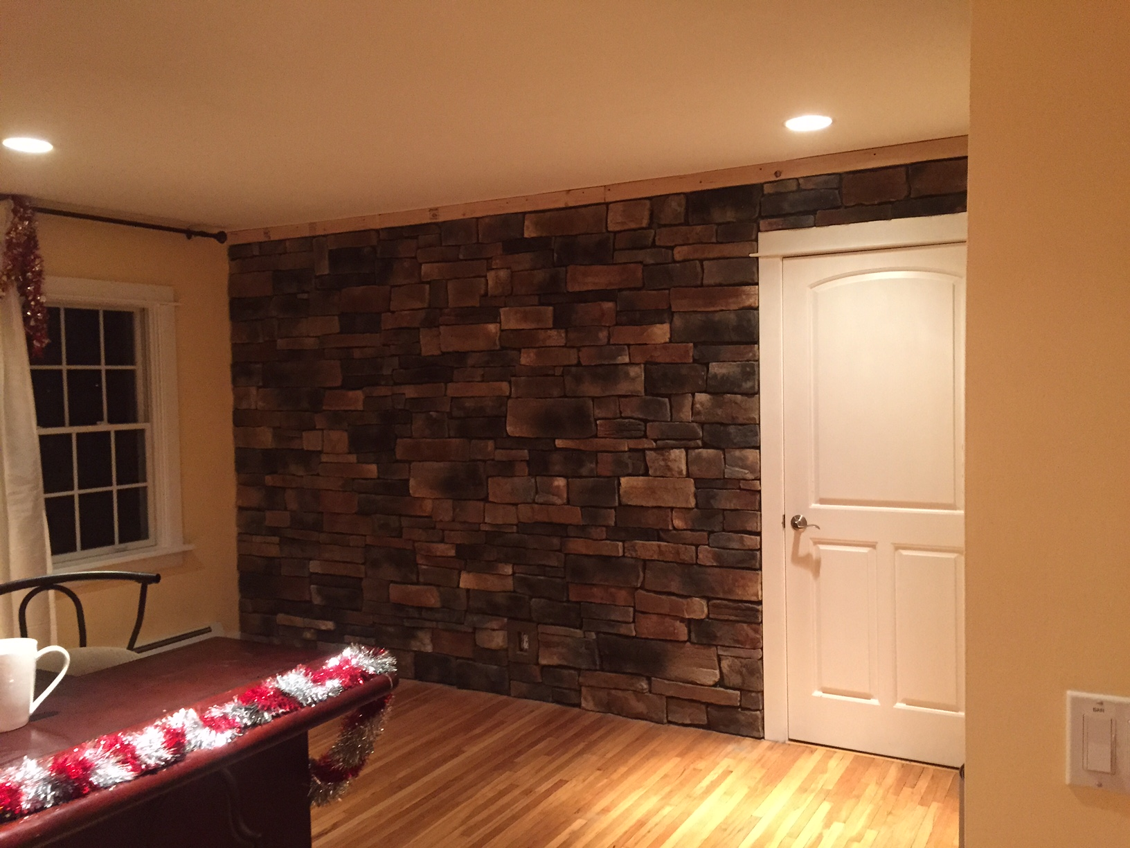 Magic Stone Wall and Floor
