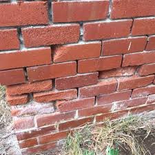 Deteriorating Brick Work
